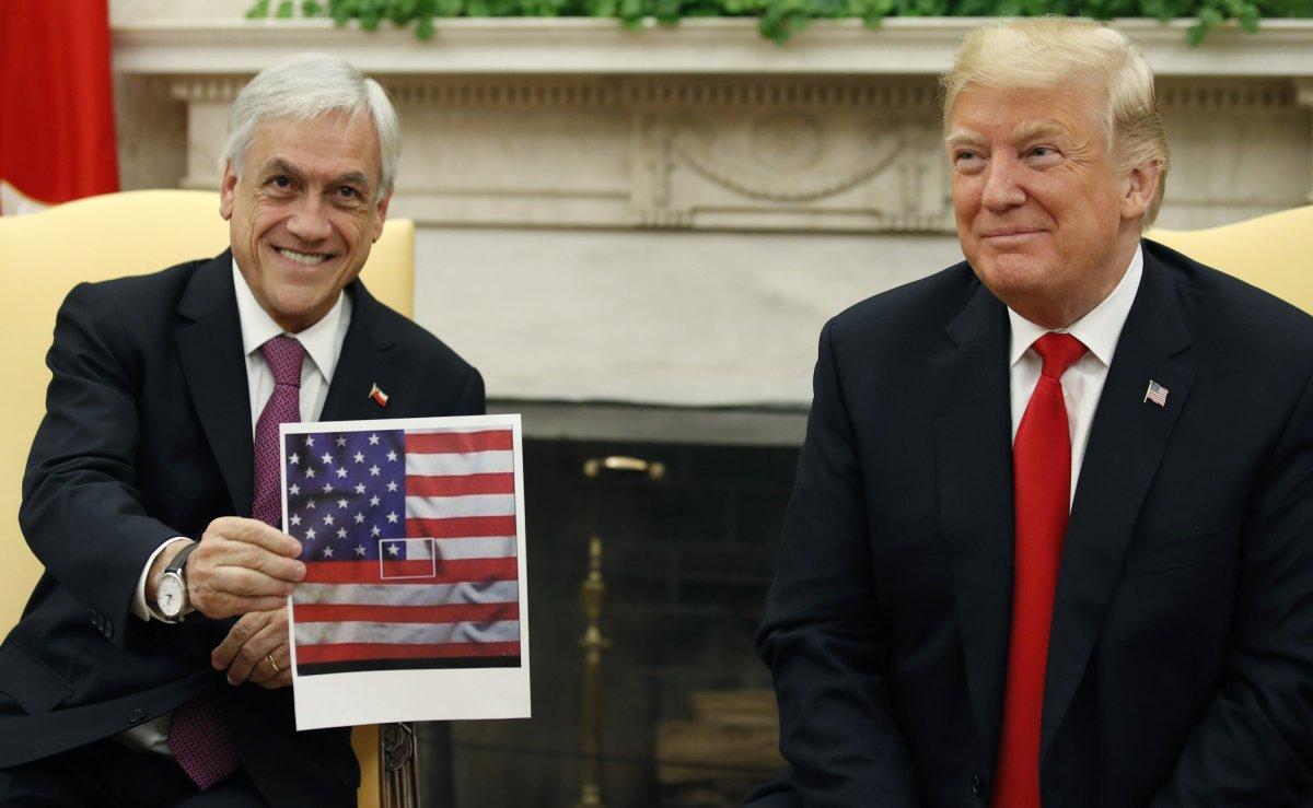 Trump, Piñera y la narrativapolarizadora